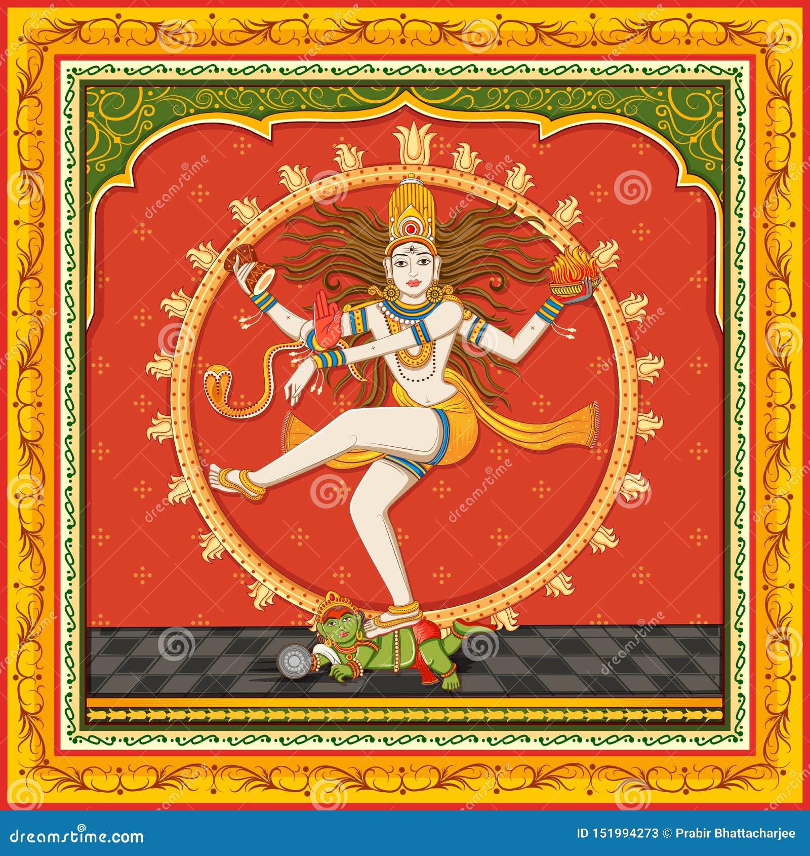 Shiva Nataraja Stock Illustrations – 553 Shiva Nataraja Stock  Illustrations, Vectors & Clipart - Dreamstime