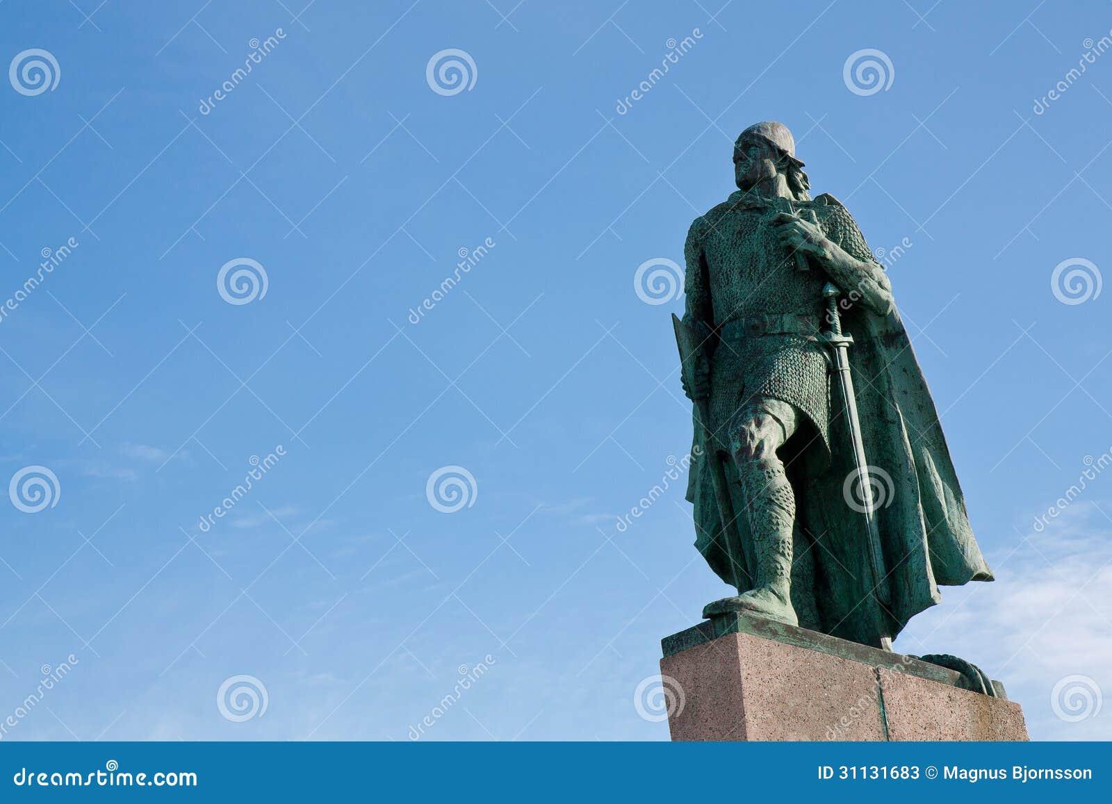 Statue of Leif Ericson   Leif Eriksson