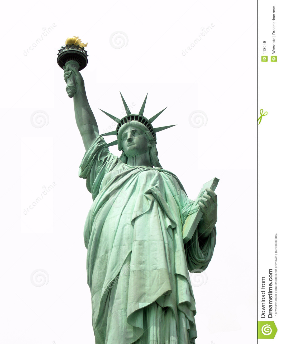 Statue Of Liberty Royalty Free Stock Images - Image: 118049