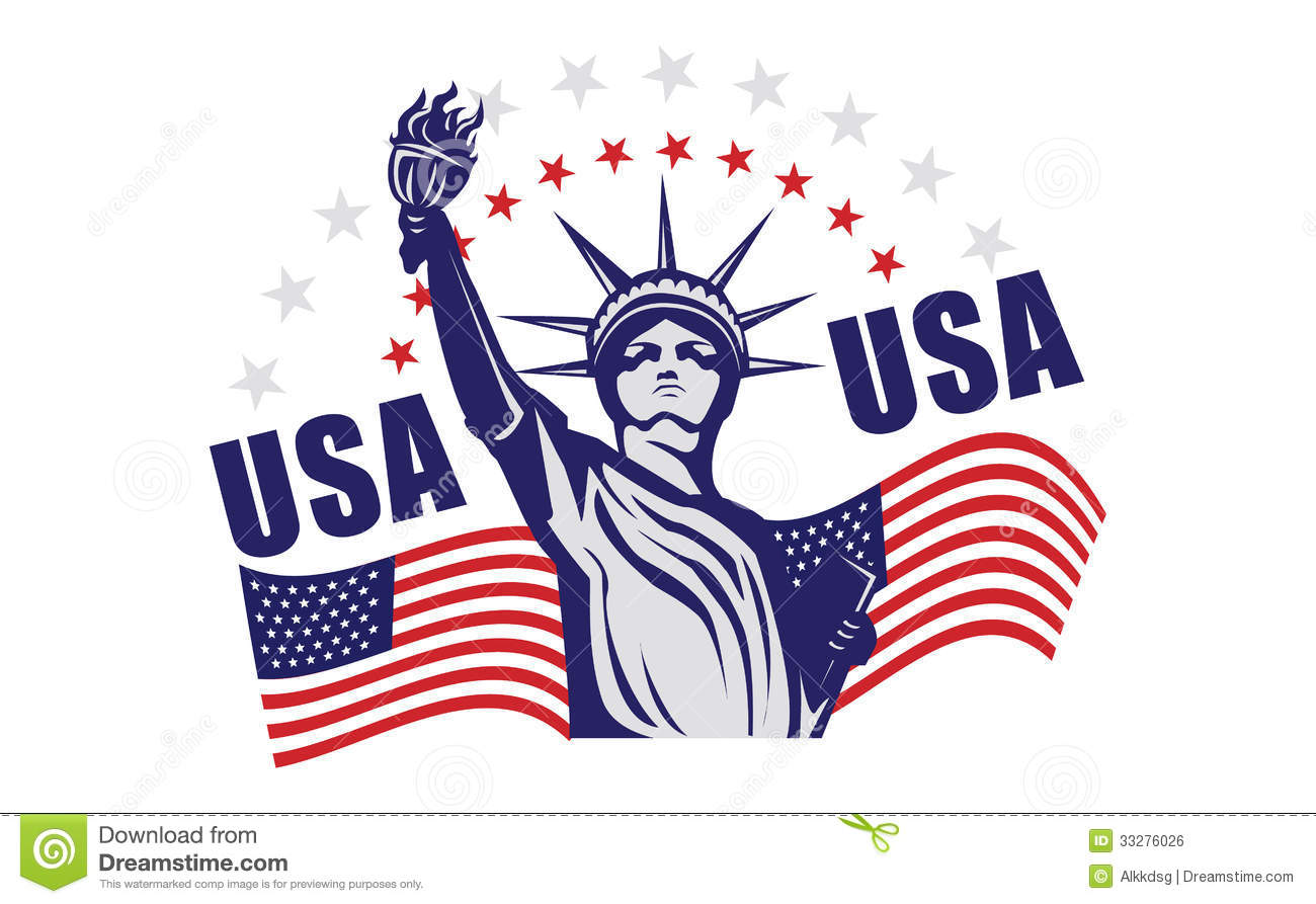 Statue Of Liberty USA Royalty Free Stock Image - Image: 33276026