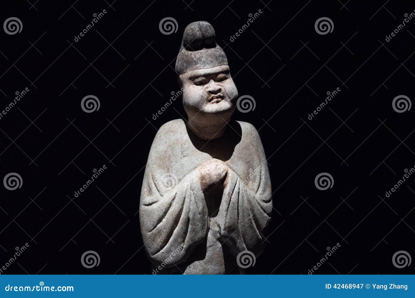 Statuen in Tang Dynasty