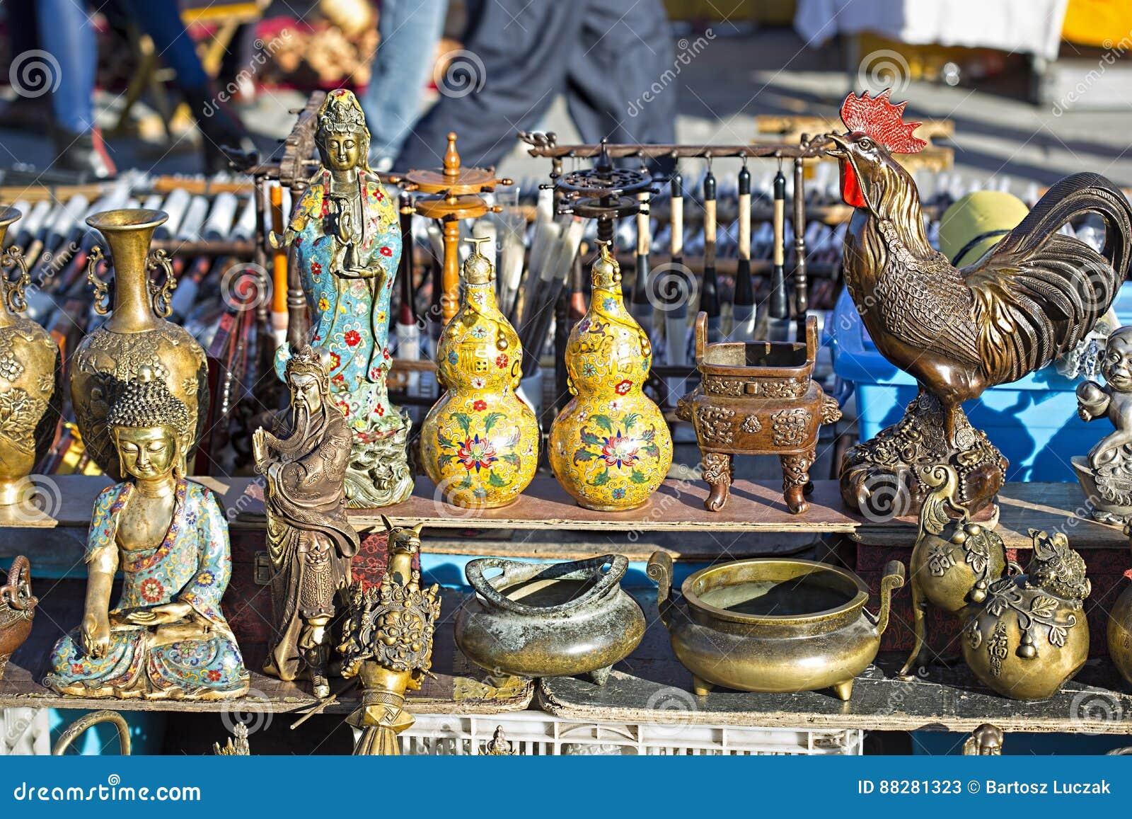 Statues buddha Chinese Beijing