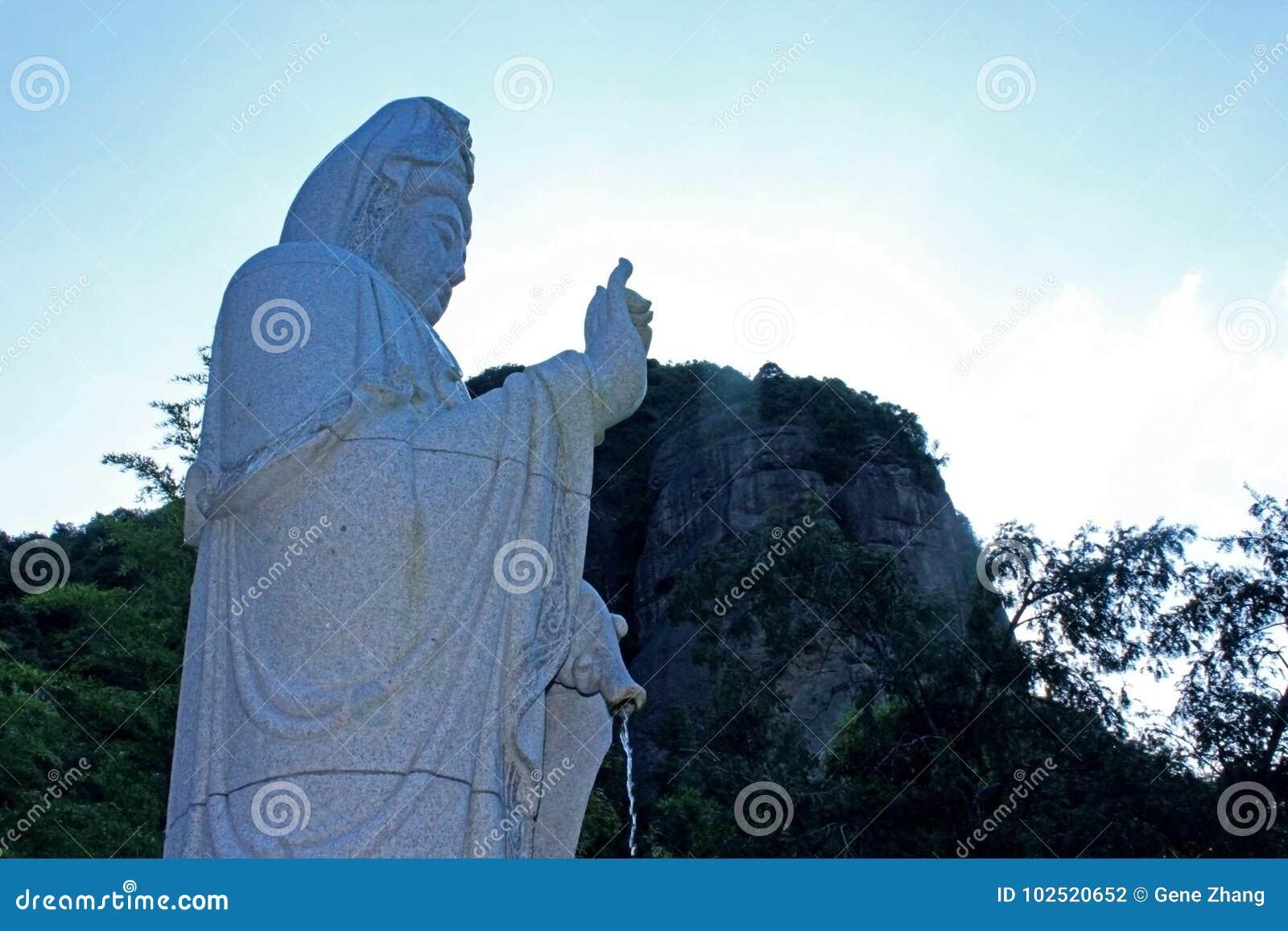 Status of Guanyin Buddha