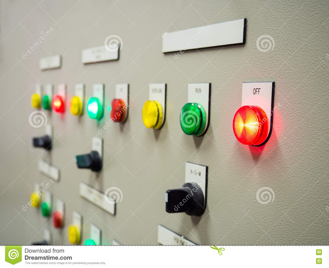 Electrical Control Panel Stock Images - 9,667 Photos