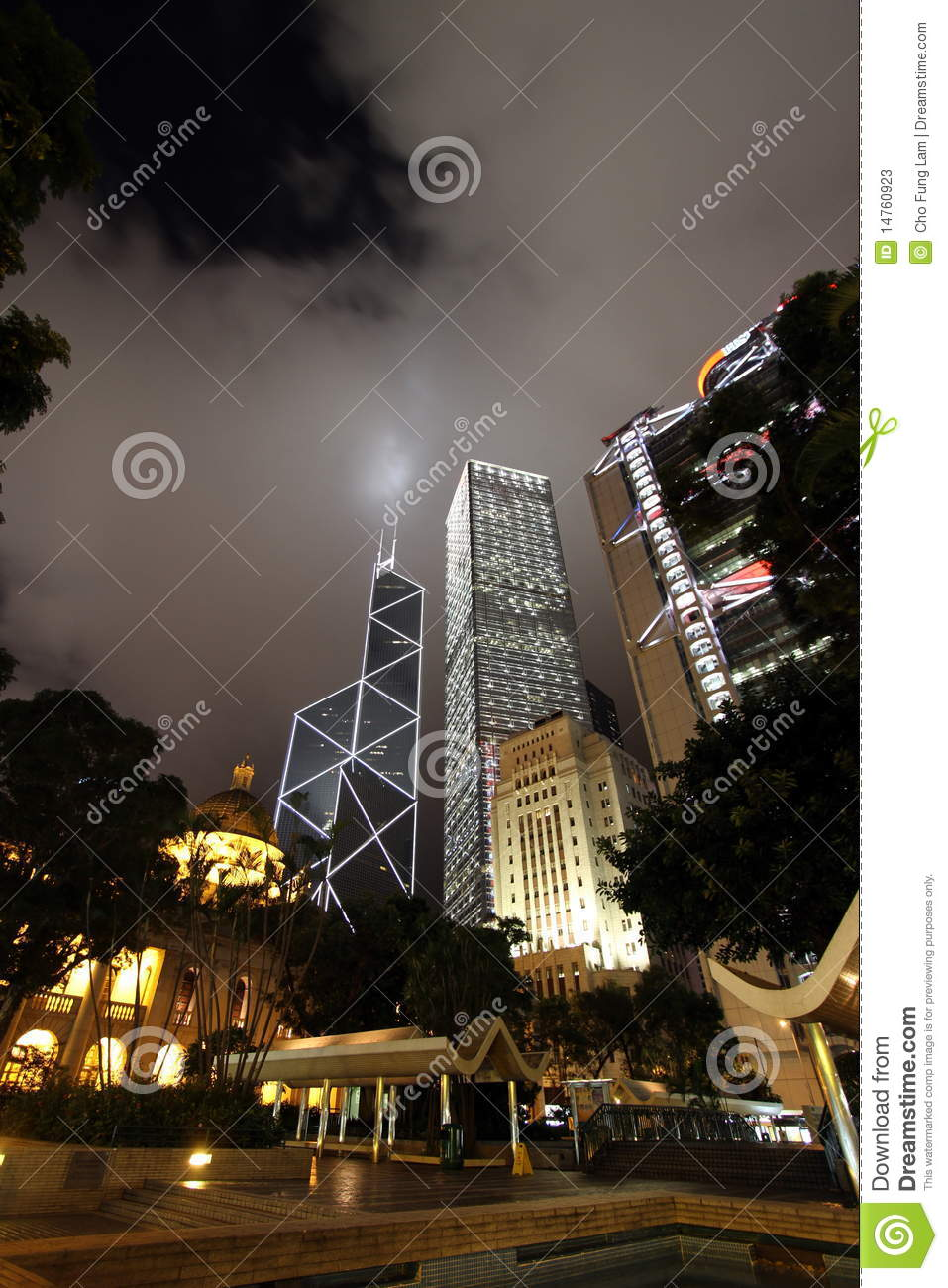 Status Square, Central, Hong Kong