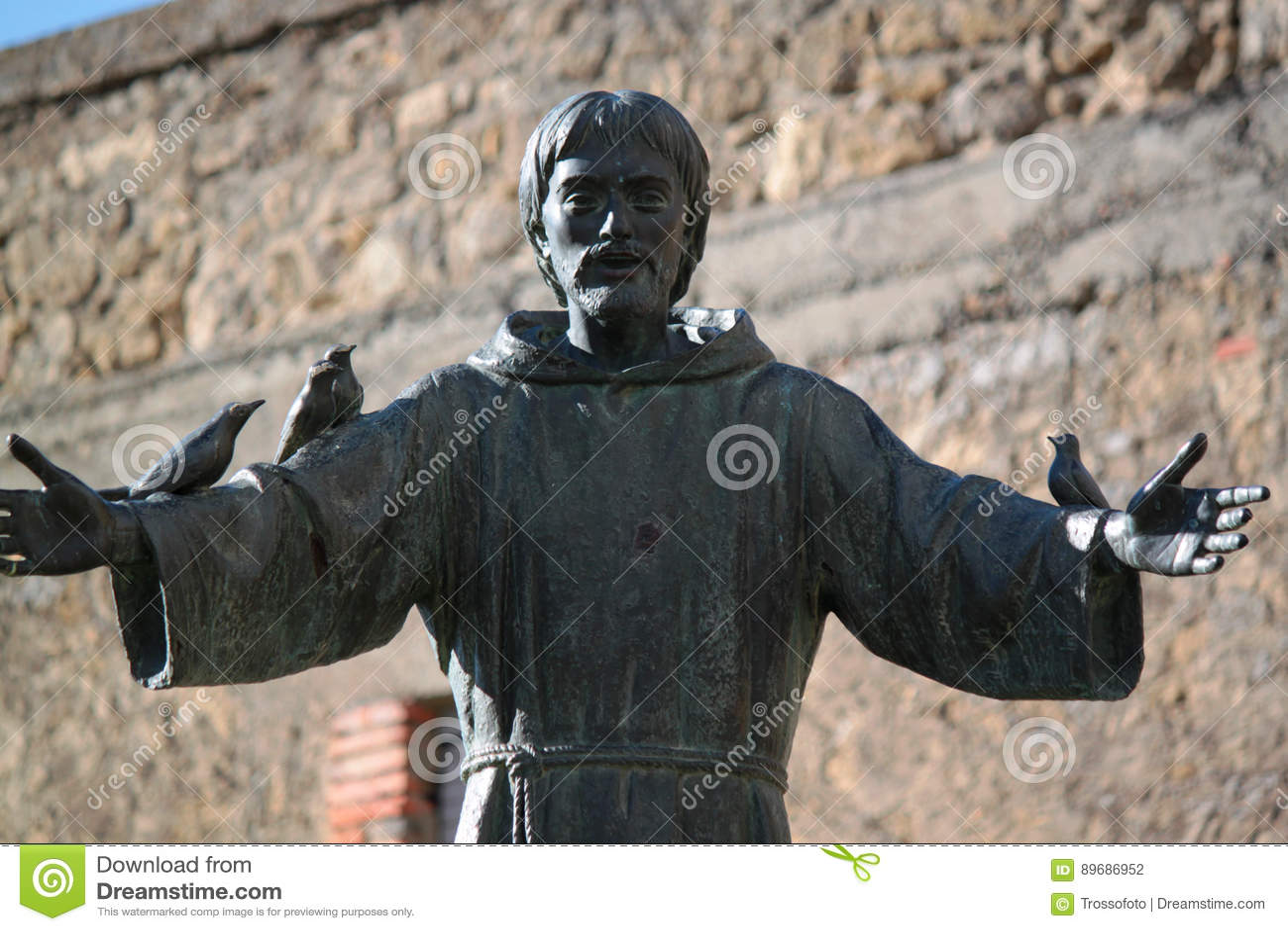 Staty av St Francis