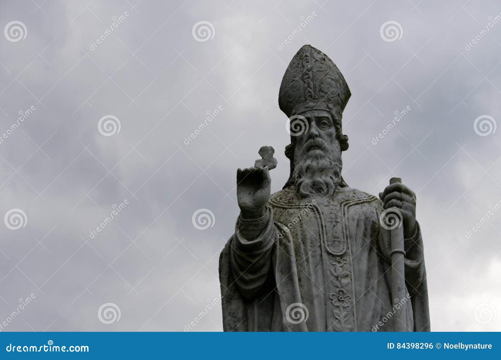 Staty av St Patrick