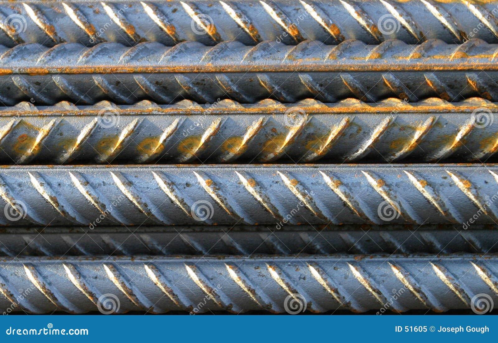 Staven 1 van het staal