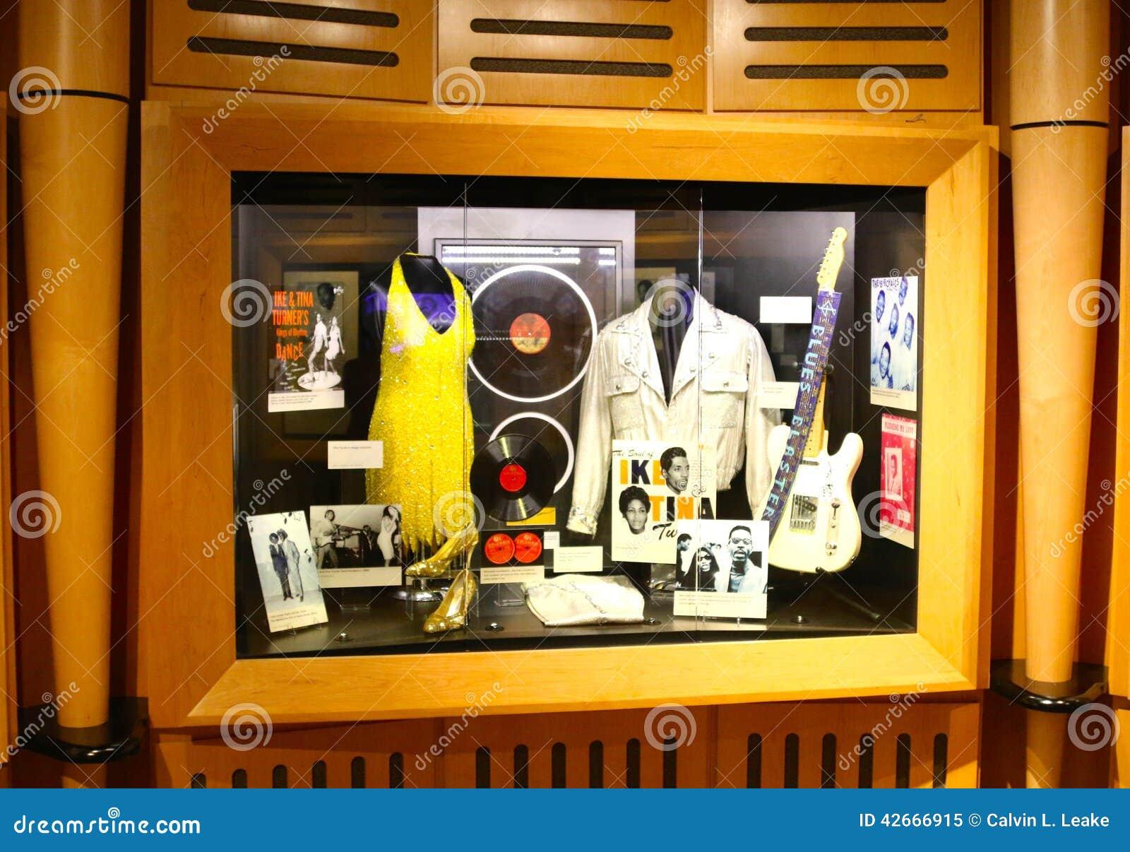 Stax grava o museu da exibição da música
