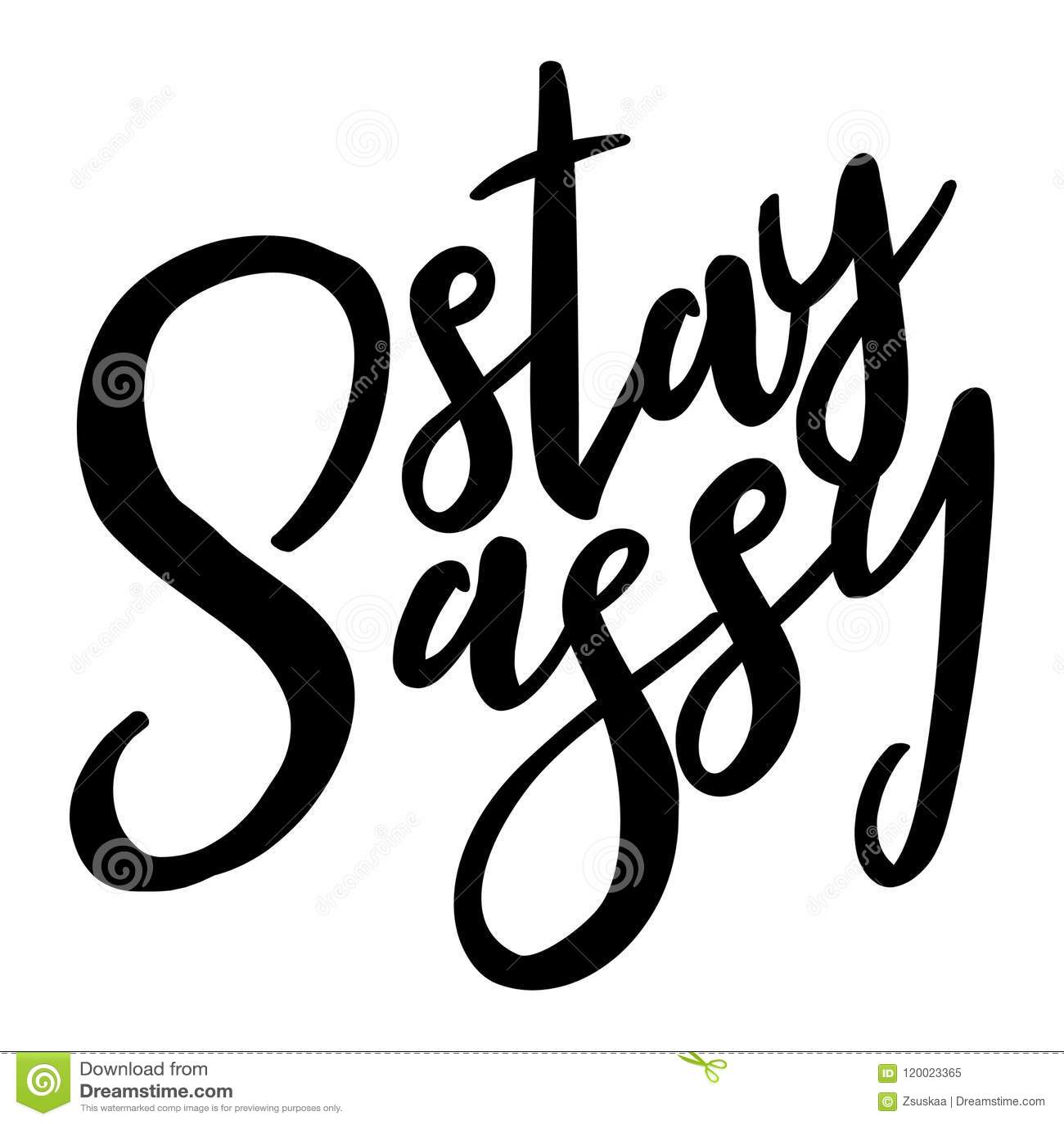 Sassy Stock Illustrations – 301 Sassy Stock Illustrations ...