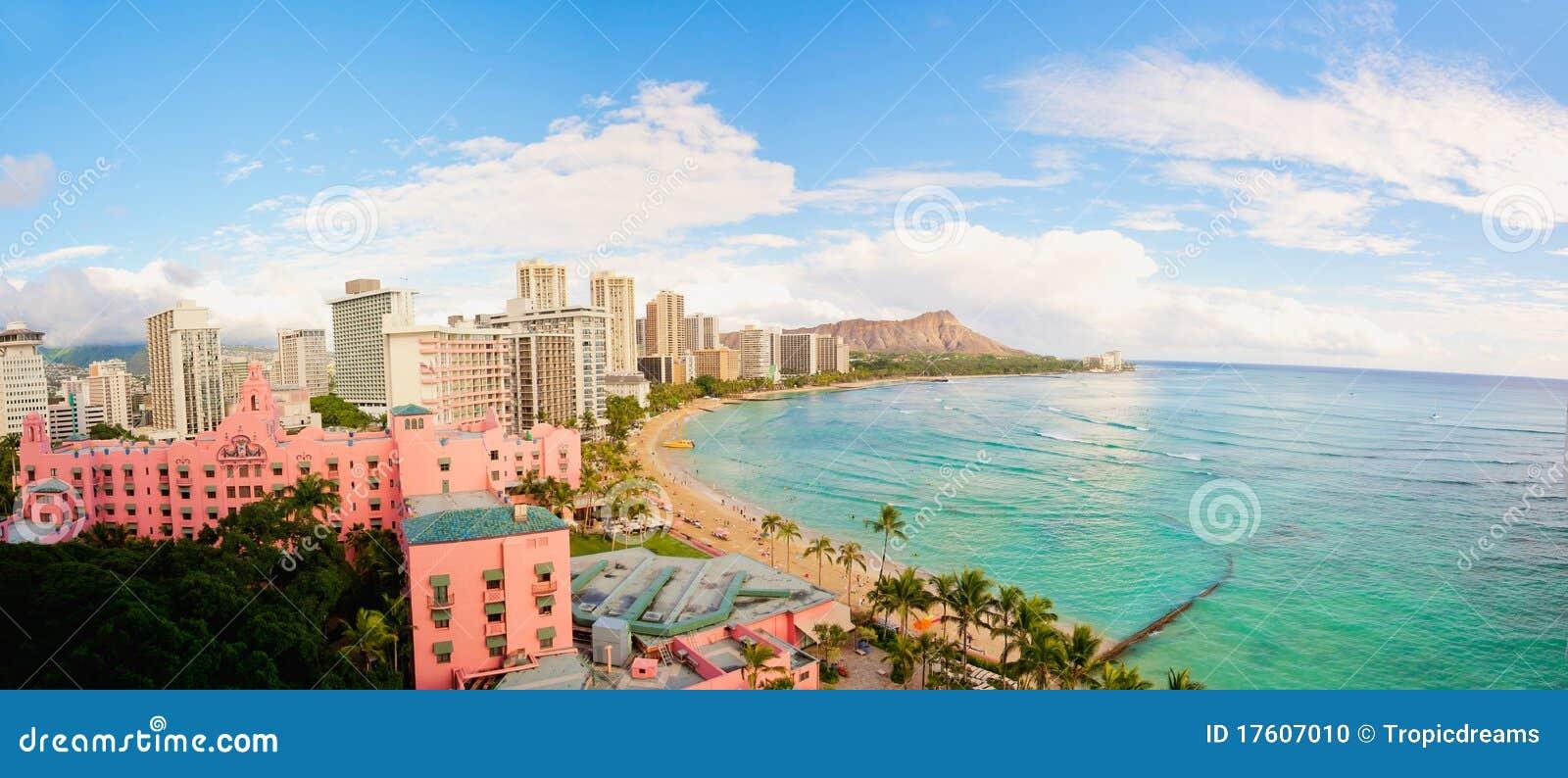 Stazione balneare dell Hawai
