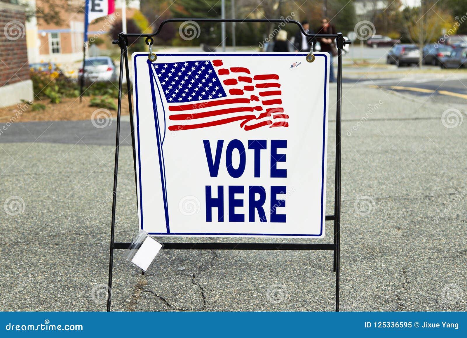Stazione del collegio elettorale di elezione