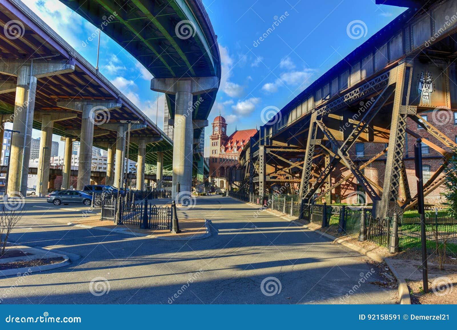 Stazione di Main Street - Richmond, la Virginia