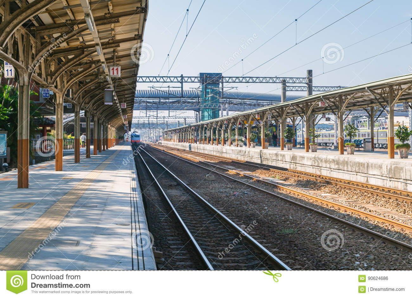 Stazione di Taichung