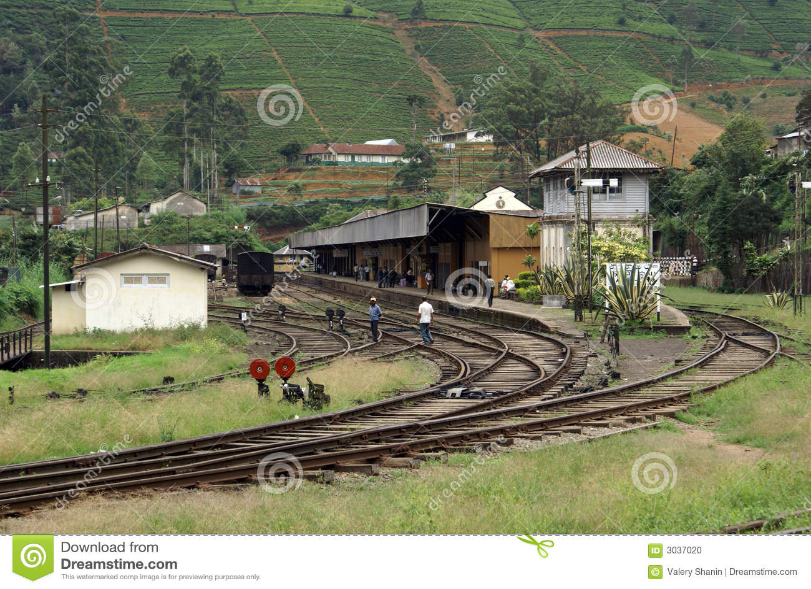 Stazione ferroviaria Nanu Oya