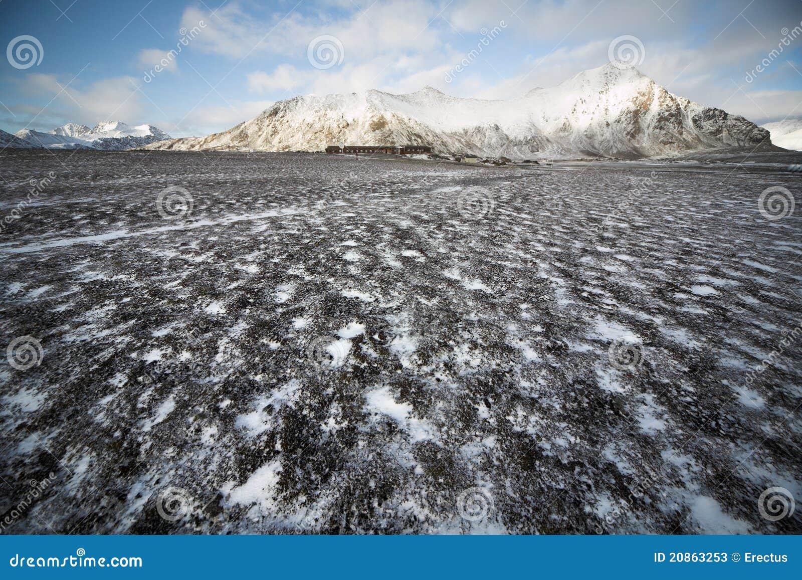 Stazione polare artica - Spitsbergen, Svalbard