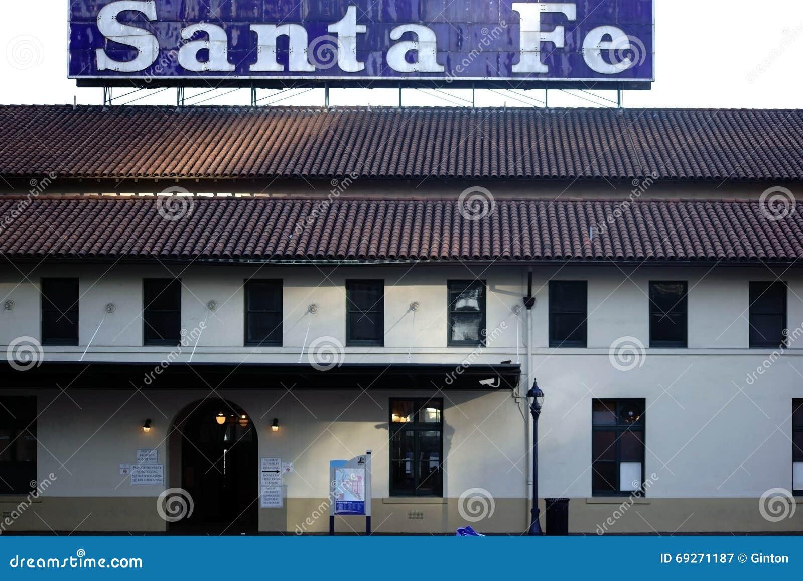 Stazione Santa Fe a San Diego