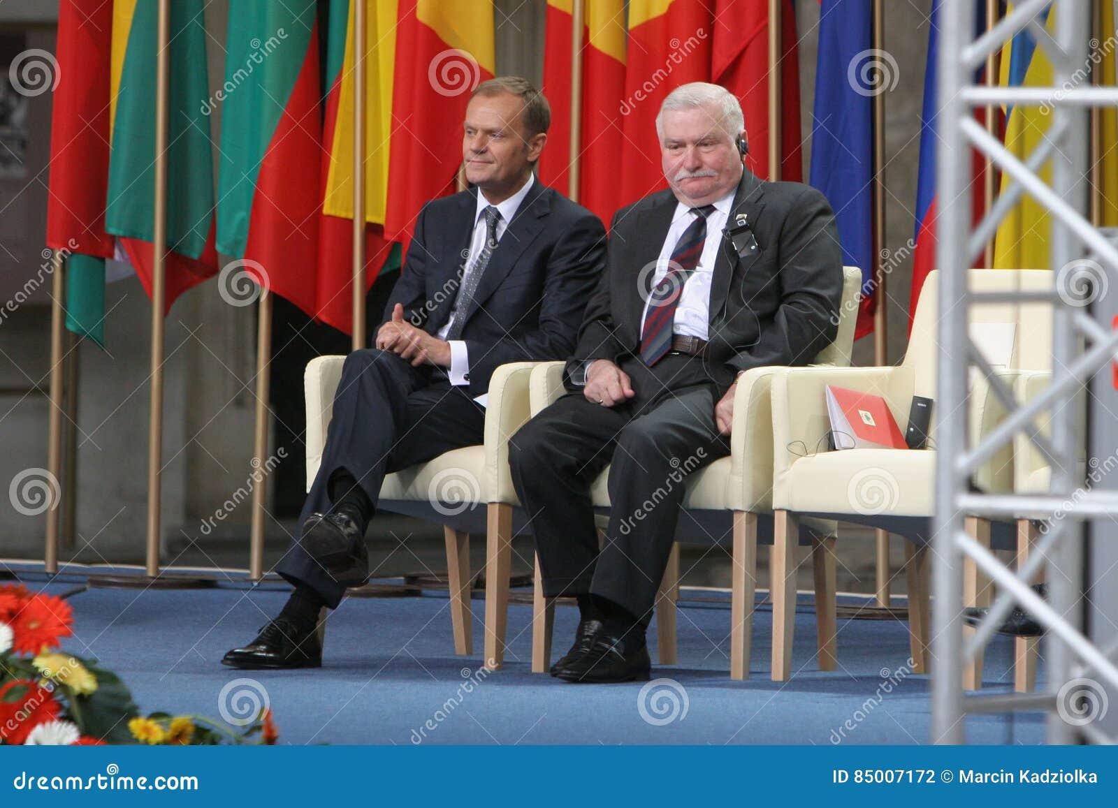 20ste Verjaardag van de instorting van Communisme in Midden-Europa