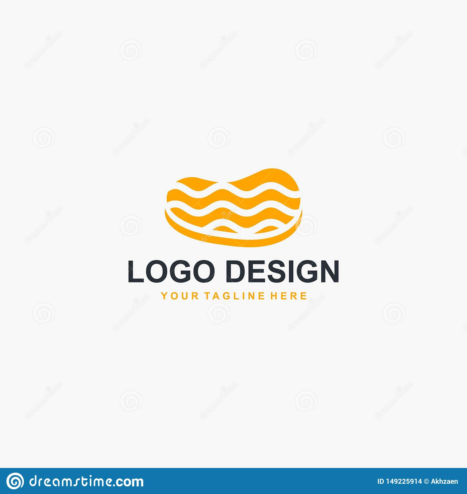 Steak meat logo design vector. Food logo design for restaurant business.