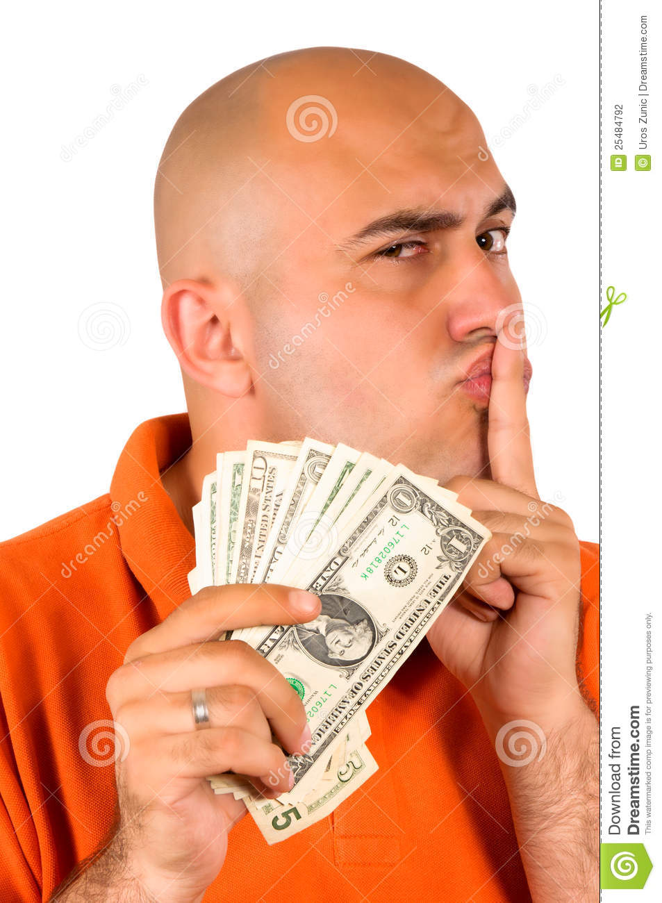 Stealing Money Stock Photography - Image: 25484792