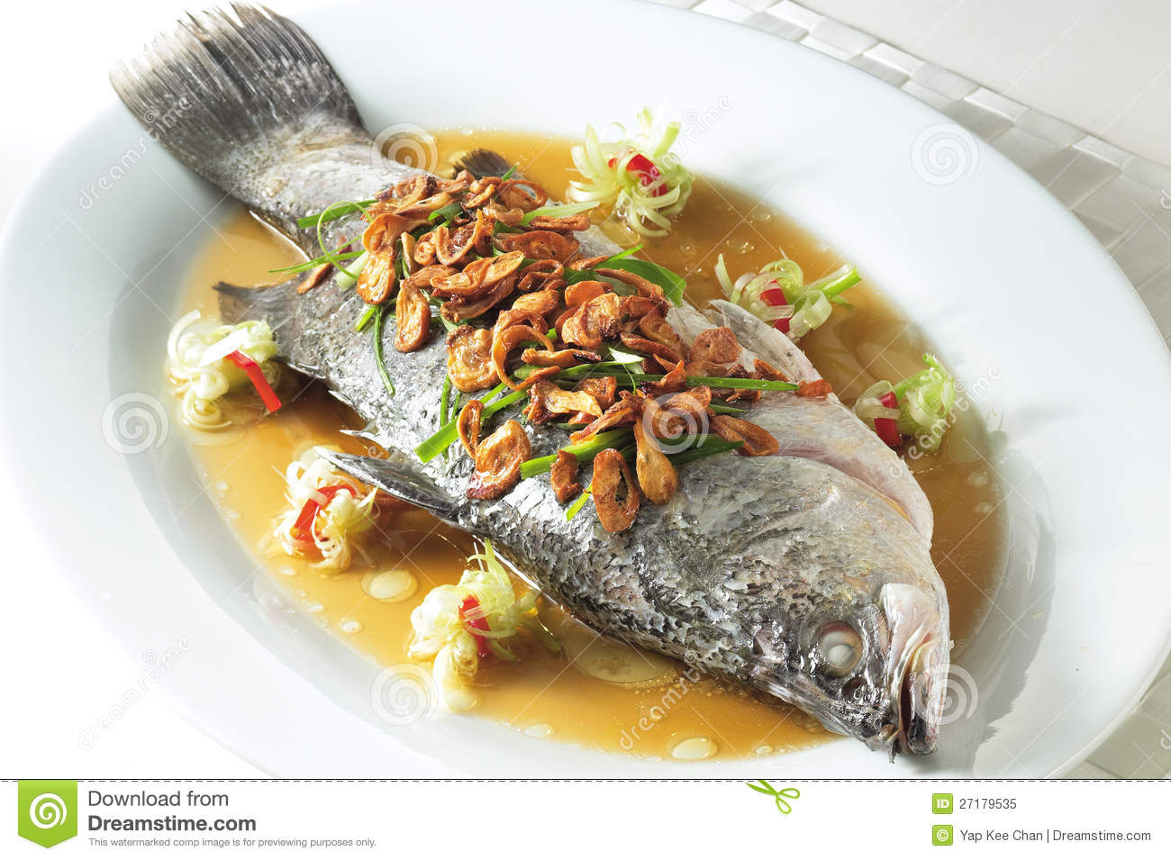 Steam fish royalty free stock photo image 27179535 for How to steam fish