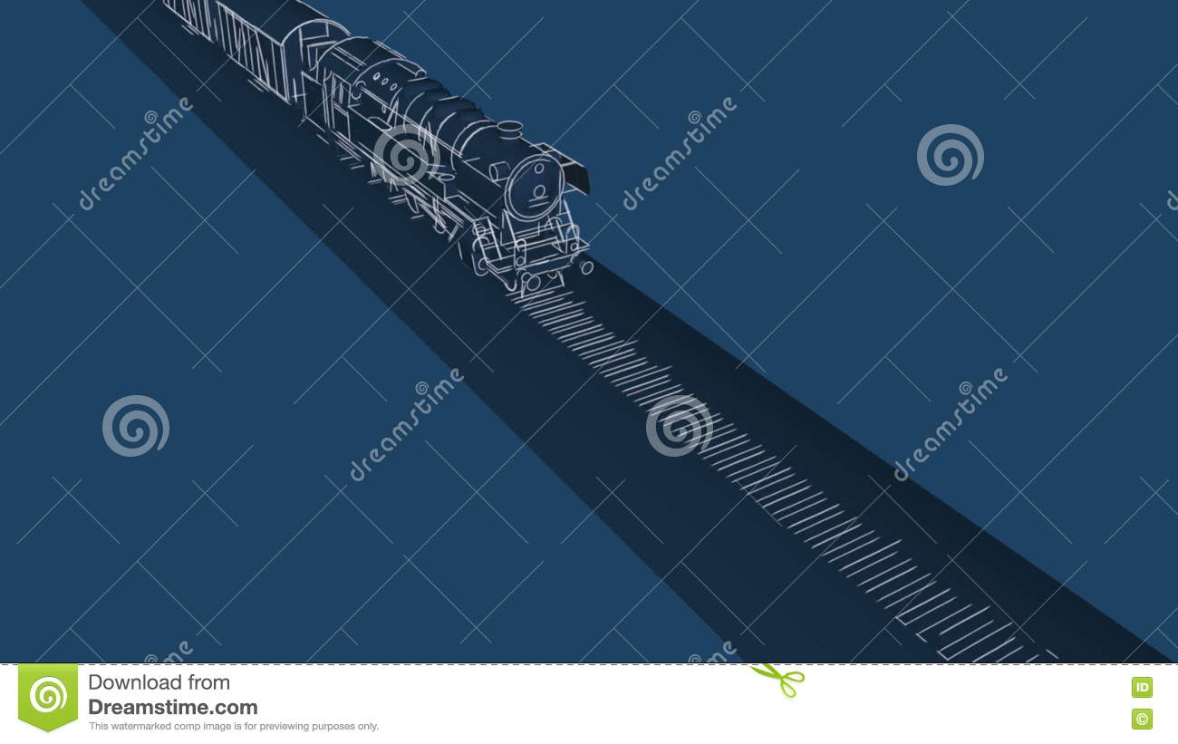Steam freight train cartoon animation stock video video of steam freight train cartoon animation stock video video of blueprint aerial 72544291 malvernweather Images