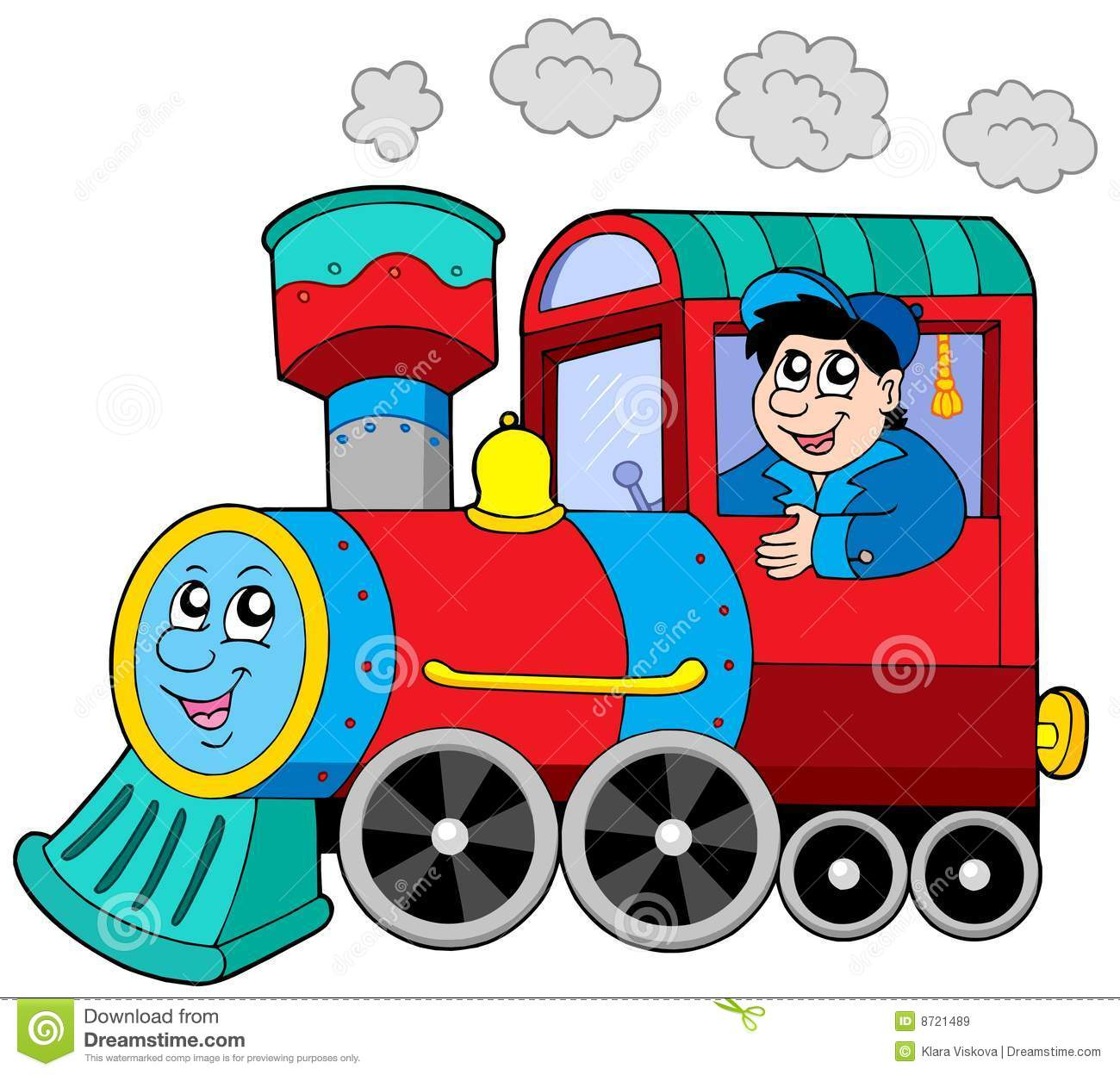 steam locomotive with engine driver royalty free stock locomotive clipart black and white locomotive clip art - scale