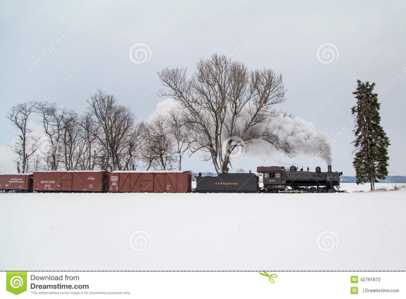 to a locomotive in winter A locomotive with a plow attachment was used to remove snow from the tracks a  figure  snow-heavy areas were worked in the summer months and, as winter.