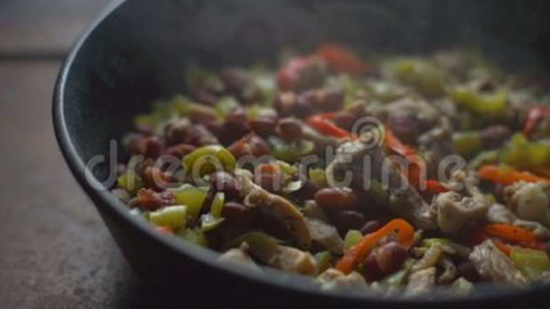 Steam over ready fajita close up mexican food video stock footage steam over ready fajita close up mexican food video stock footage video of fajitas background 110148636 forumfinder Image collections