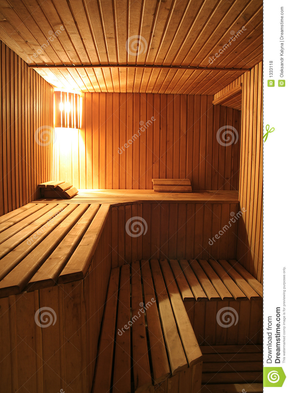 Steam Room Stock Photo Image Of Cabin Lying Bench