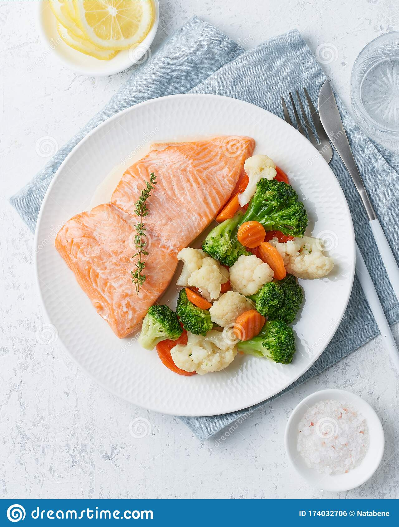 dash diet fishermans platter recipe