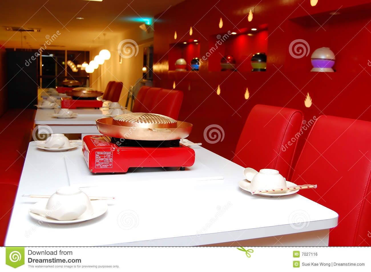 Steamboat restaurant elegant interior design stock photo for Elegant interior design