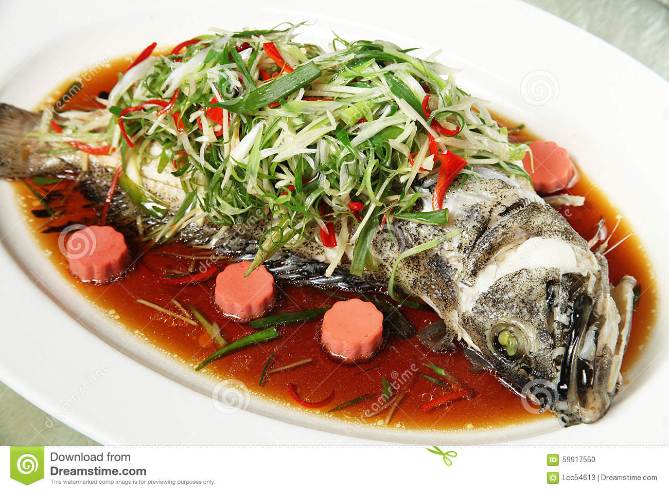 how to cook fish chinese style