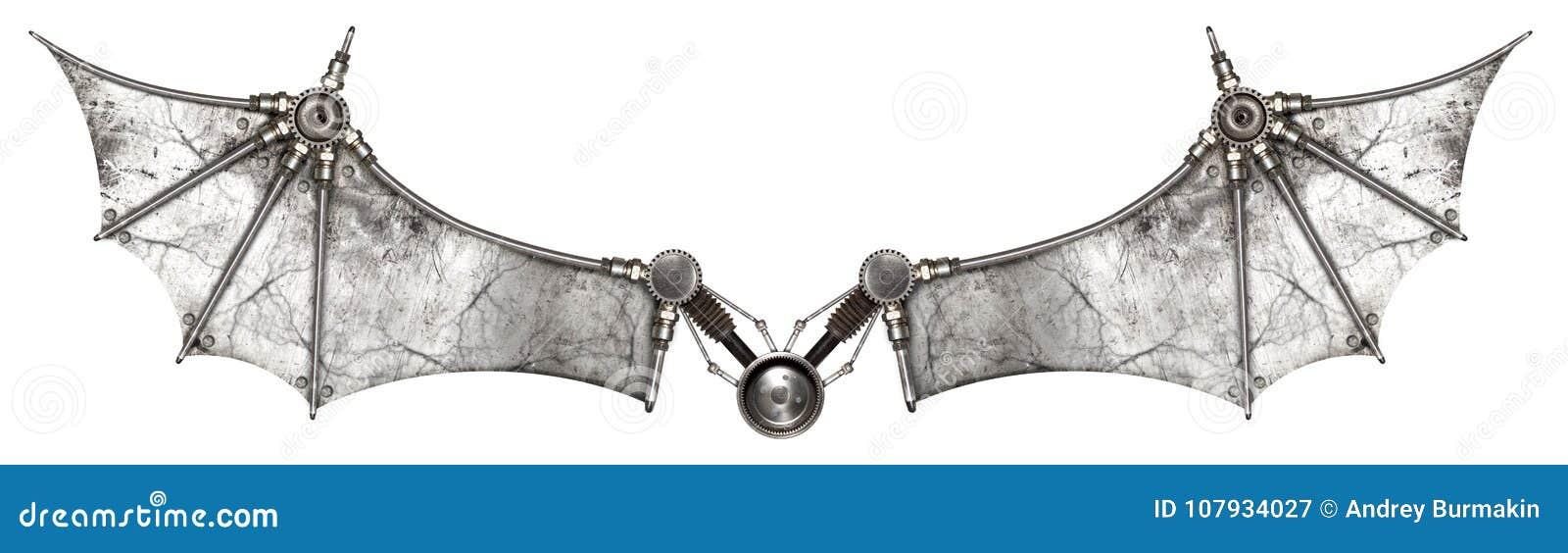 Steampunk beflügelt den lokalisierten Schläger