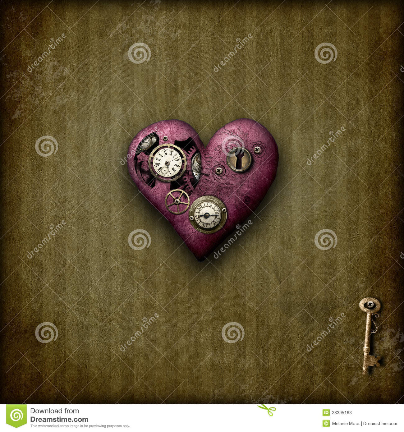 Steampunk love
