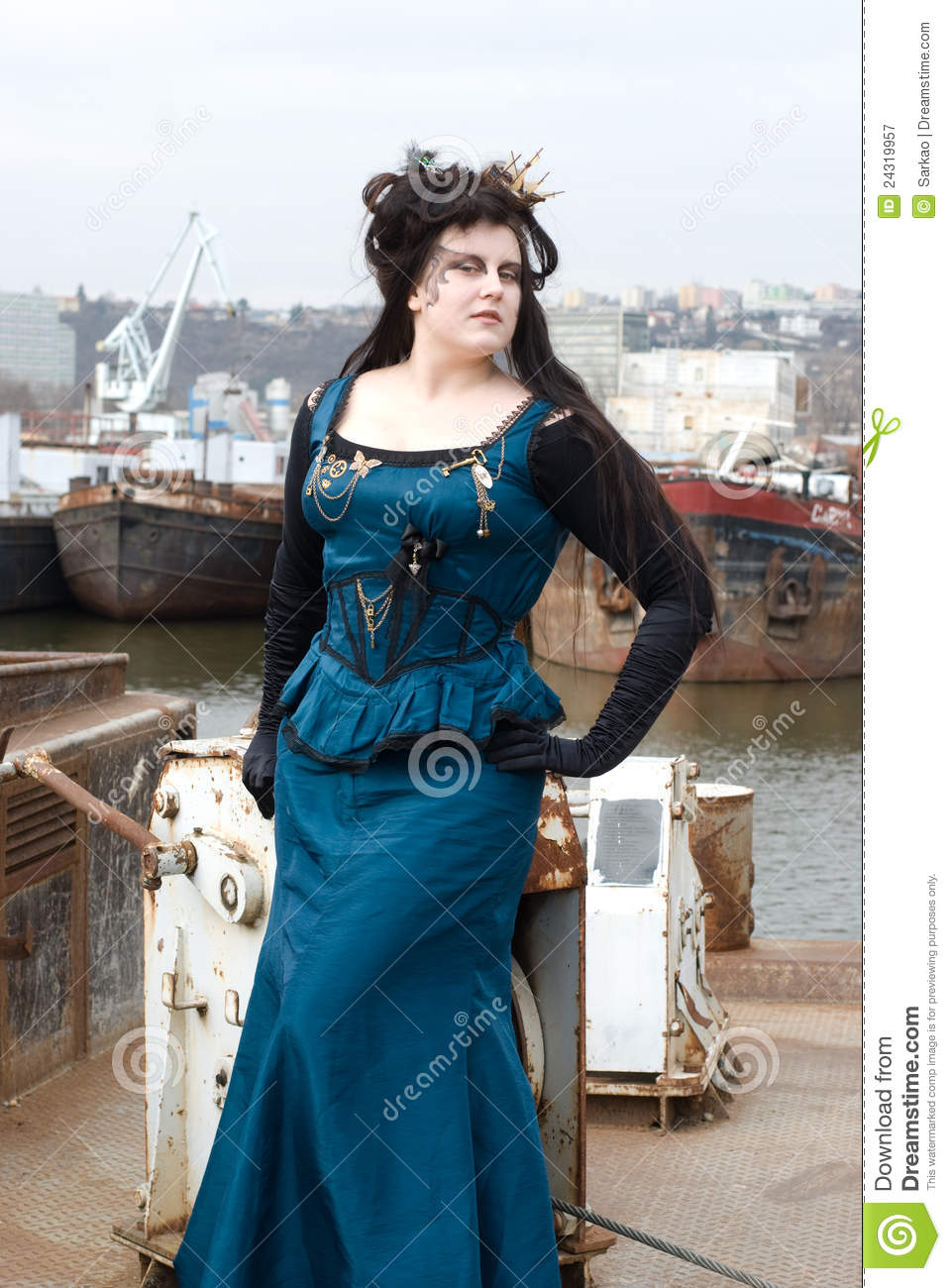 Steampunk model royalty free stock photography image 24319957 - Steampunk mobel ...