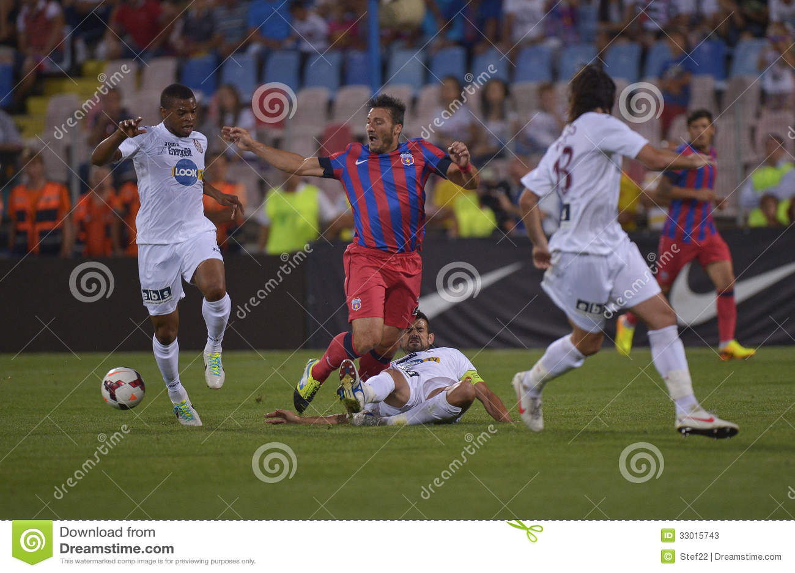 Liga 1, etapa a 34-a: CFR Cluj – Steaua, scor 1-1 (video ... |Steaua Cfr