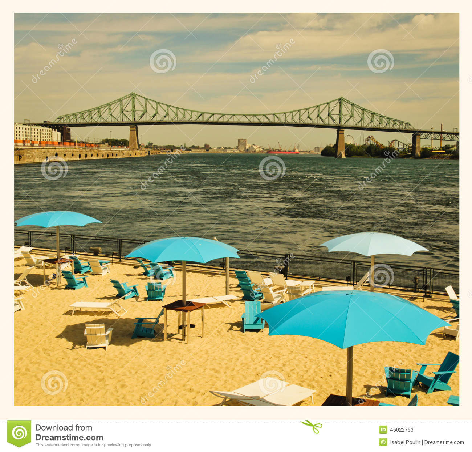 Stedelijk strand