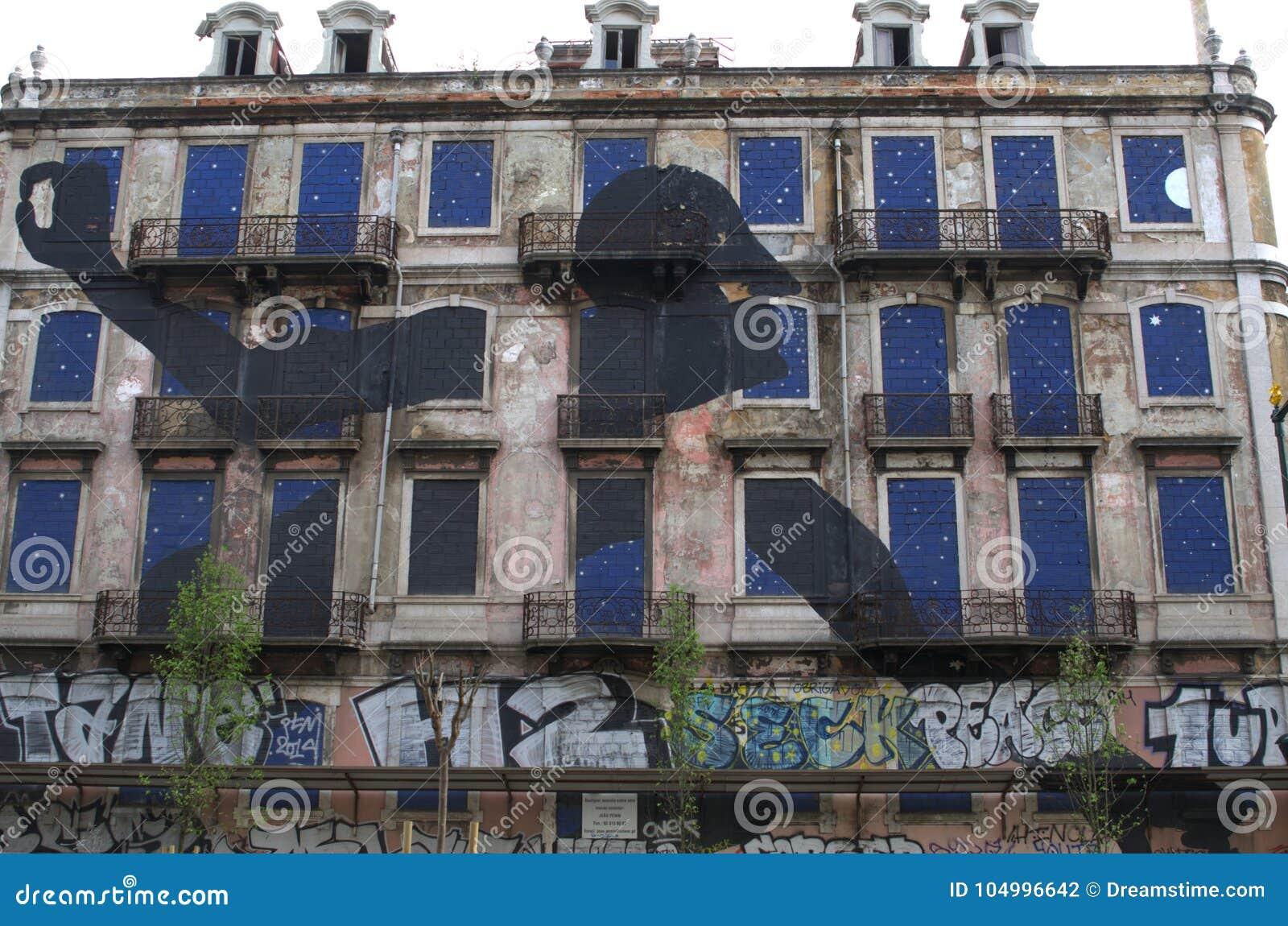 Stedelijke graffiti