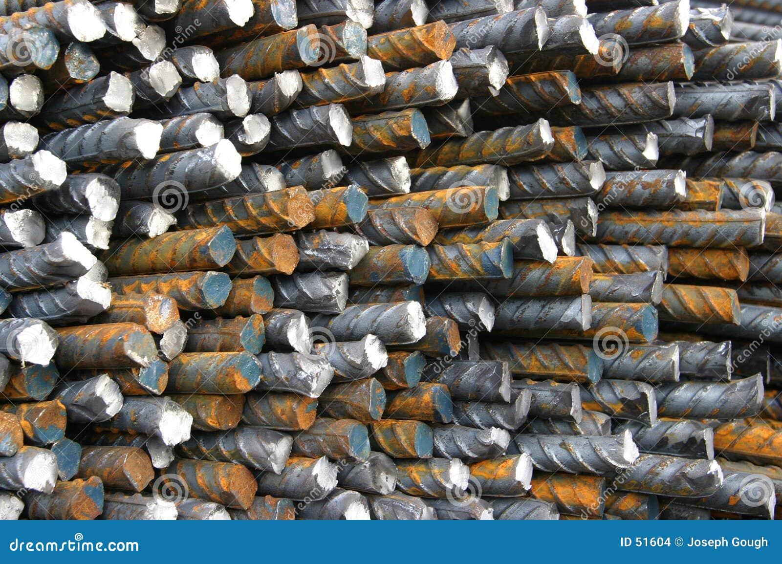 Steel Bars 2