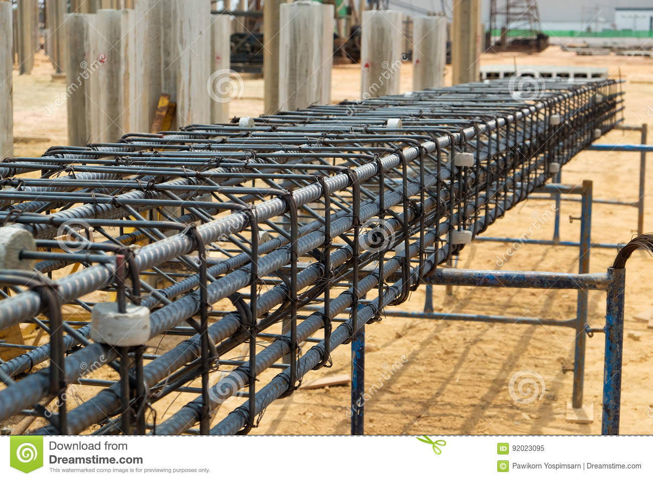 Steel Bars With Wire Rod For Reinforcement Of Concrete Or Cement ...