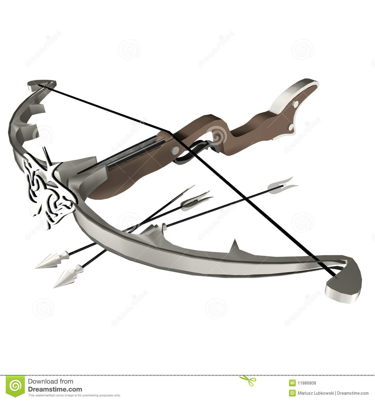 Crossbow Vector