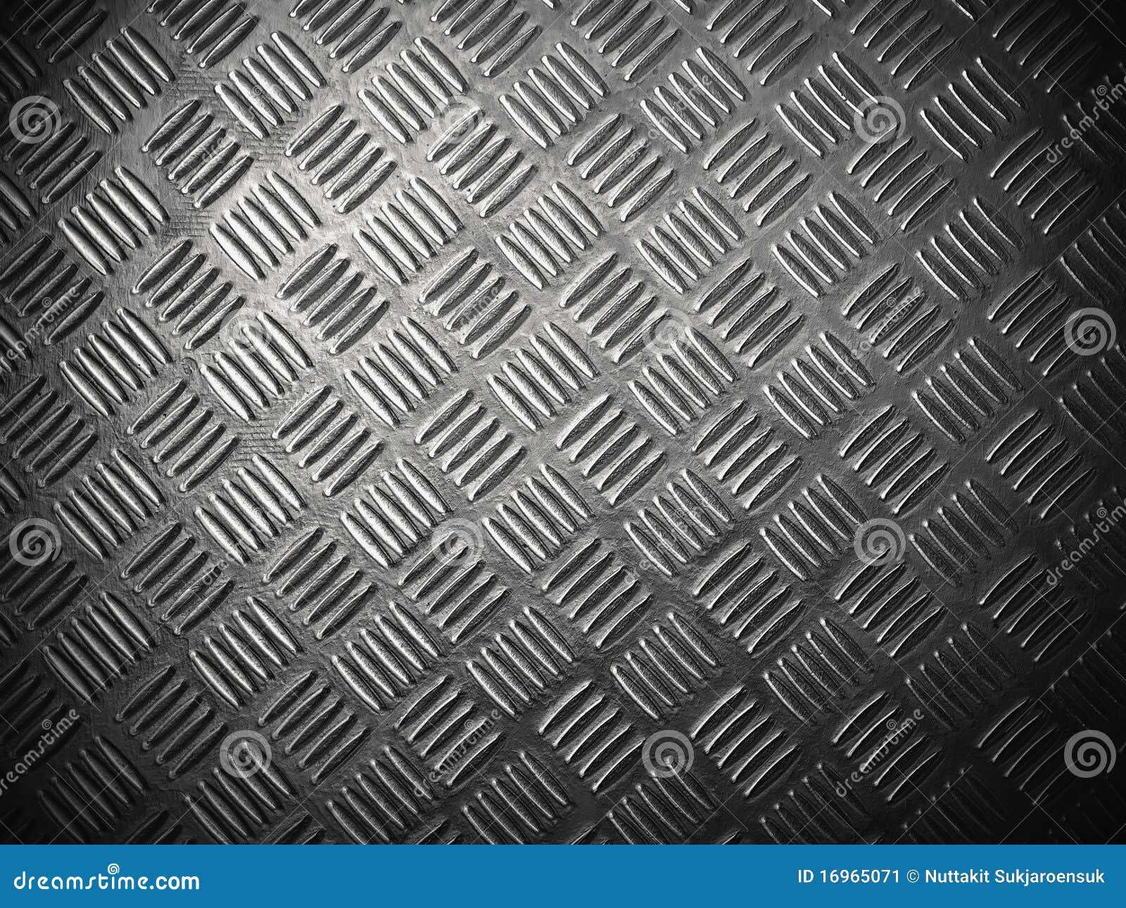 Steel Floor Plate Stock Image Image 16965071