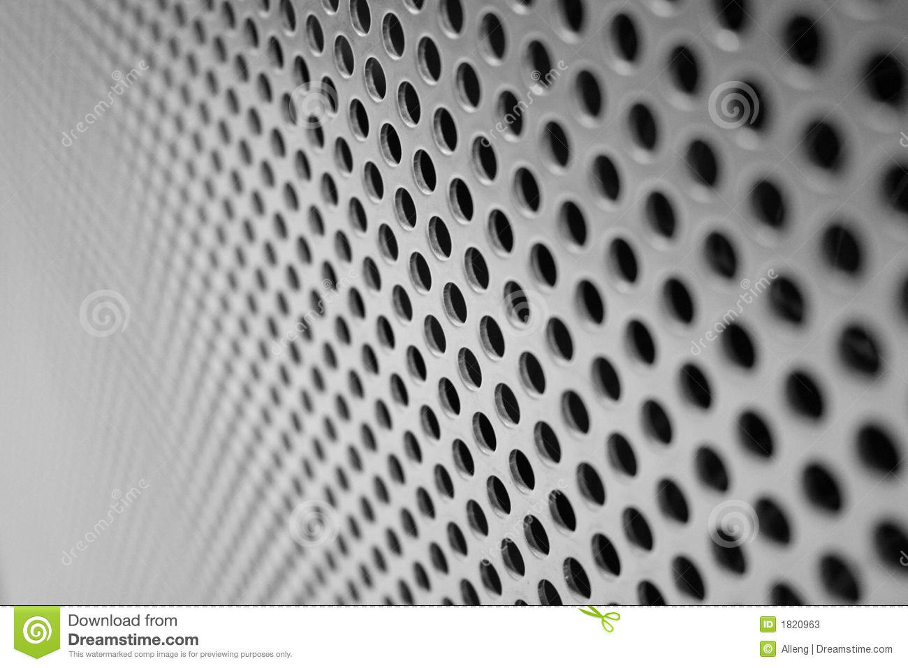 Metal Mesh Screen : Steel mesh screen stock image of checker alloy