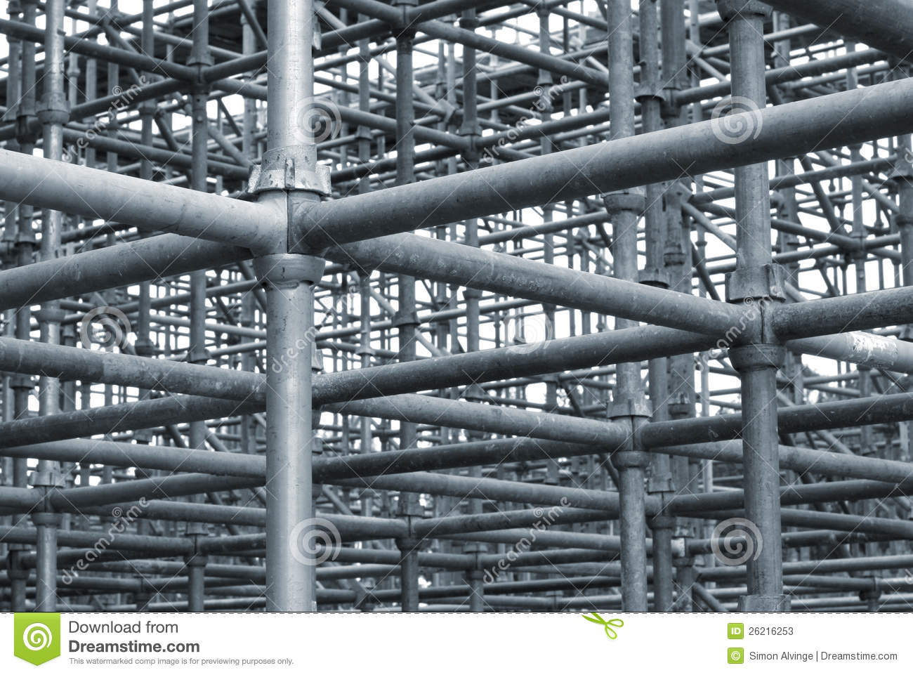 Steel Pipe Network Stock Photos Image 26216253