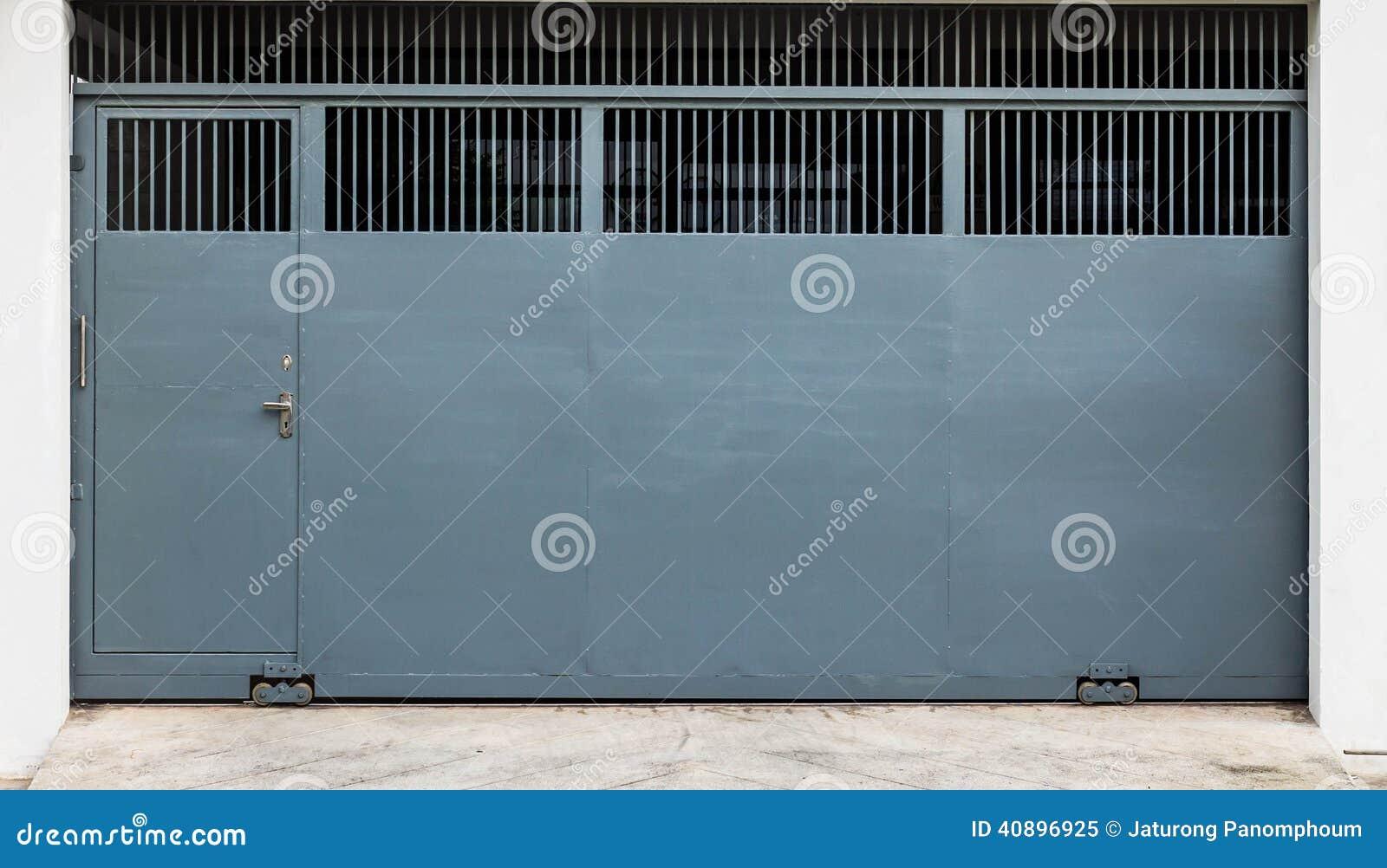 sliding gate plans free. Steel sliding gate  Royalty Free Stock Photo stock image Image of metallic rust 40896925