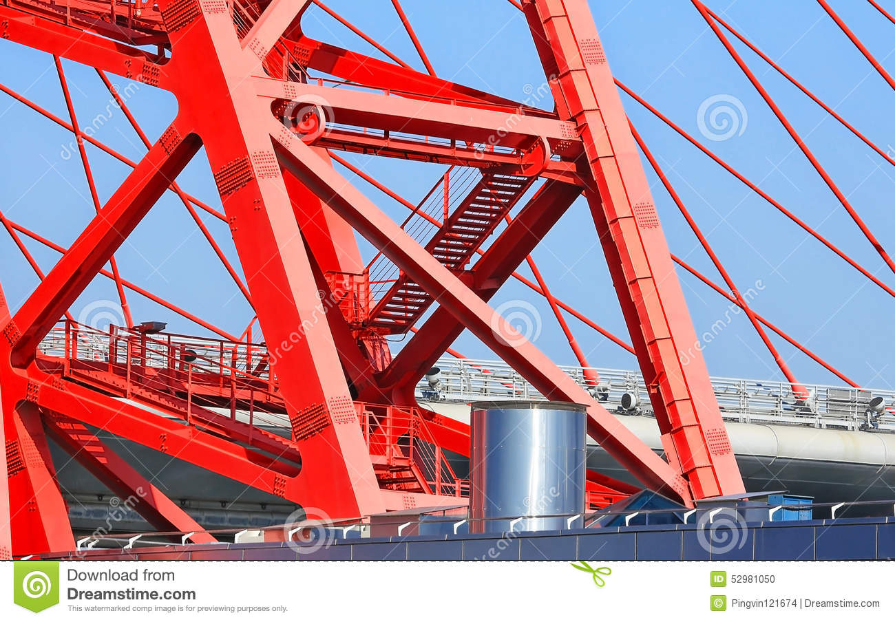 Steel structure stock photo image 52981050 for Structure photography