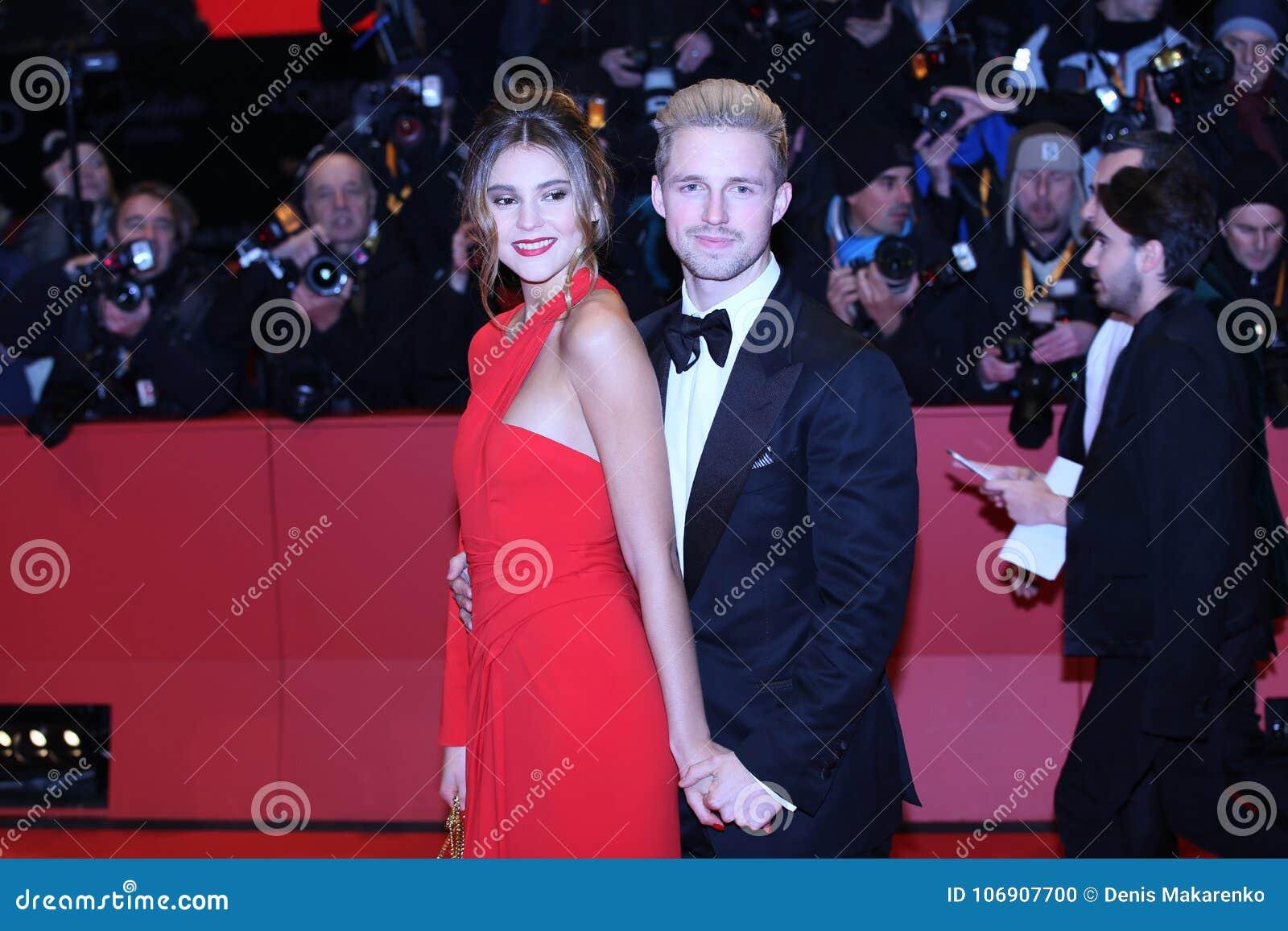 Stefanie Giesinger Marcus Butler i jej chłopak
