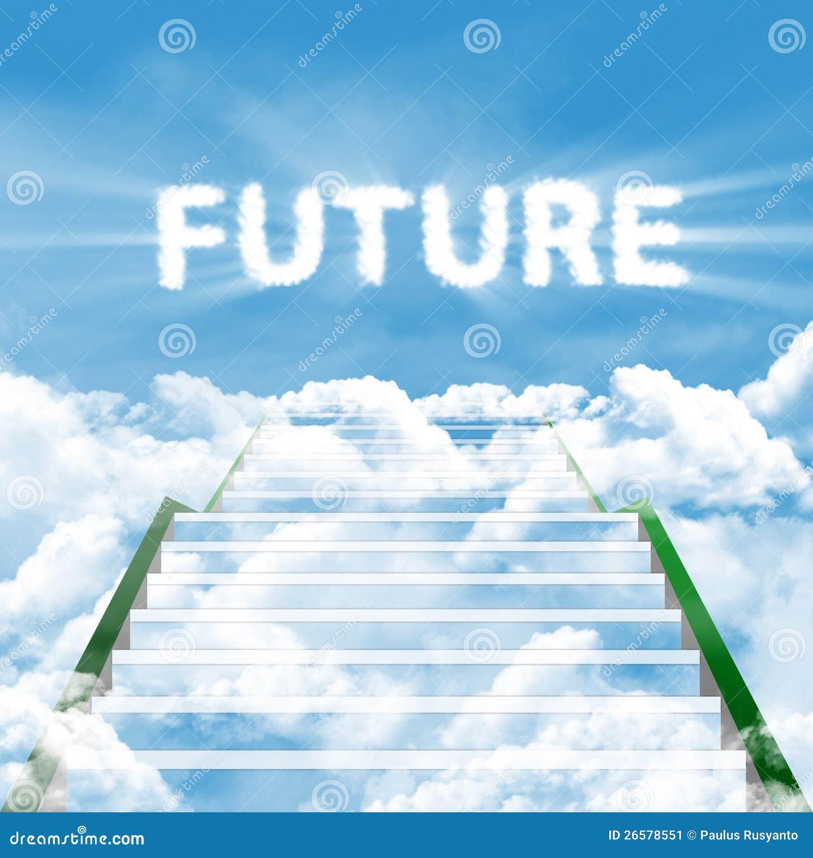 Stege av framtid