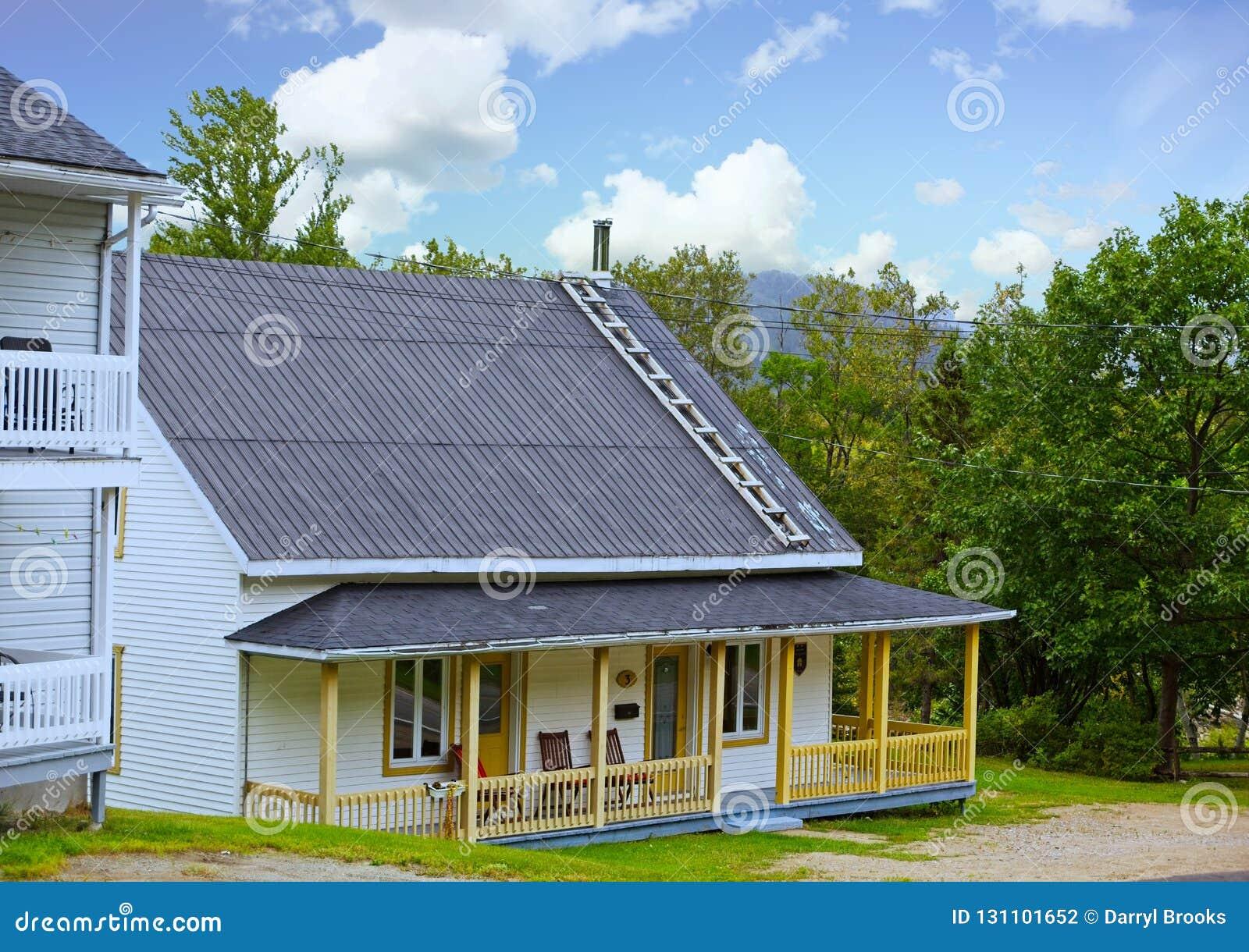 Stege på taket